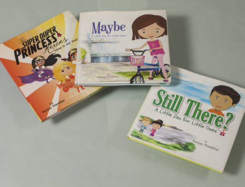 Books for Children Designed and Printed for Umiya Publications (USA)