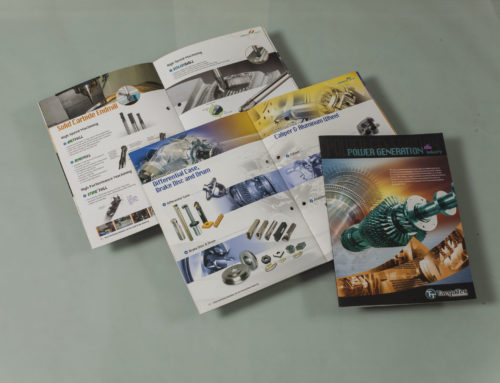 Technical booklets designed and printed for TaeguTec