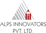 Alps Innovators Pvt Ltd Sticky Logo