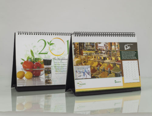 Year End Complimentaries Conceptualized, Designed and Printed for various clients in India and Abroad